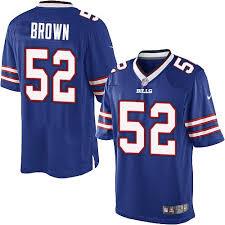 elite preston brown jersey